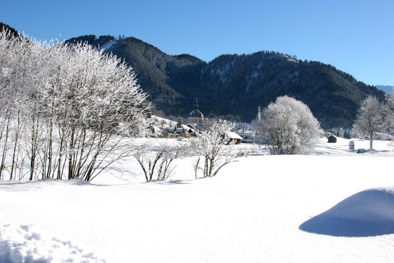 Winterwanderung - Sonnenweg