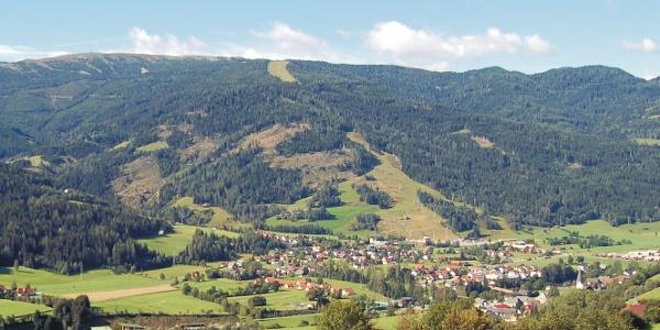 Blick nach St. Lorenzen