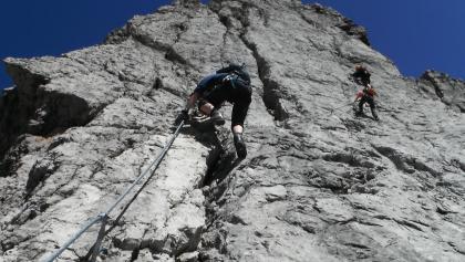 Klettersteig Tirol : Die schönsten klettersteige in imst