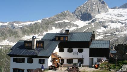 Plauener Hütte