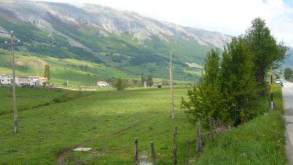 in den Abruzen