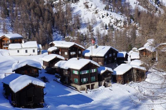 Zermatt - Furi (via Zum See)