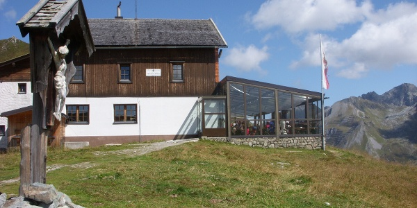 Tuxerjochhaus