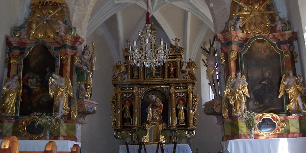 Lindenbergkirche St. Anna