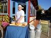 Käserei-Laden in Geifertshofen  - @ Autor: Beate Philipp  - © Quelle: Hohenlohe + Schwäbisch Hall Tourismus e.V.