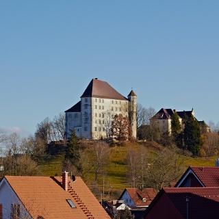 Hohes Schloss Bad Grönenbach.