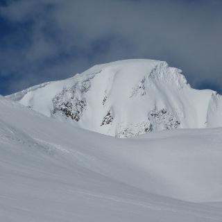 Der Gipfel (von SO)