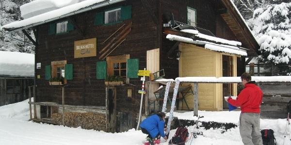 Startpunkt Erla Brennhütte