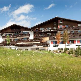 Hotel Sonnenburg Lech am Arlberg