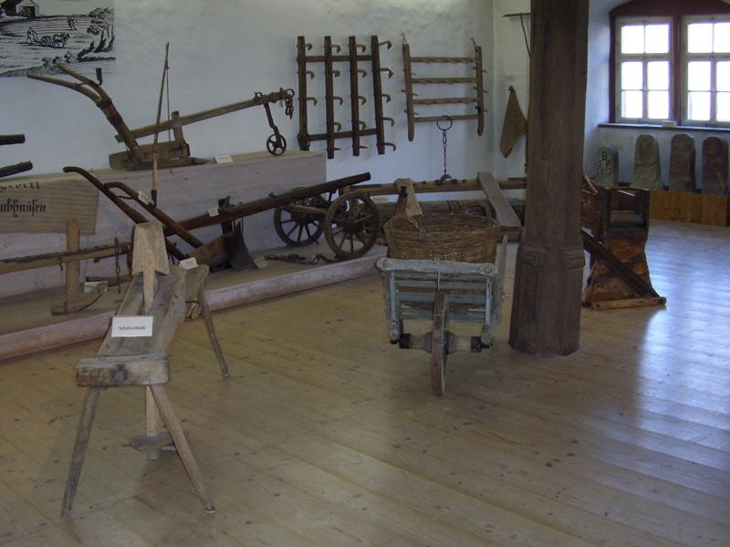 Heimatmuseum Boxberg  - @ Autor: Beate Philipp  - © Quelle: Heimatverein Boxberg e. V.