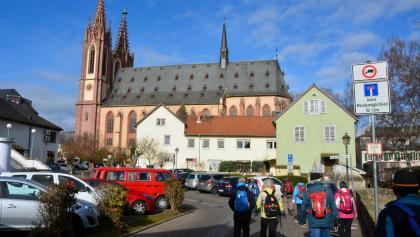 """Der """"Rheingauer Dom"""" in Geisenheim"""