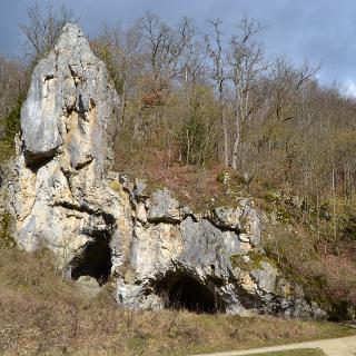 Fohlenhaus (Doppelhöhle)