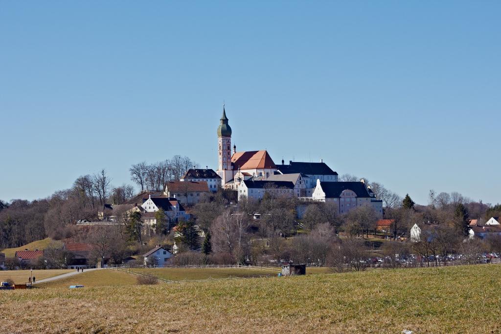 Kloster Andechs. (Martin Lässig)