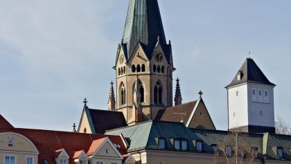 Kloster St. Ottilien.