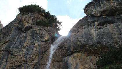 Wasserfall-Klettersteig