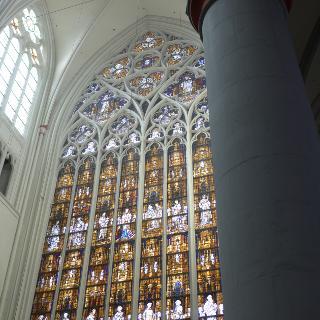 Sehenswert - der Altenberger Dom von innen