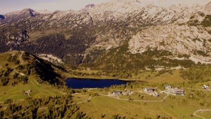 Tauplitzalm, Ausgangsort Großsee