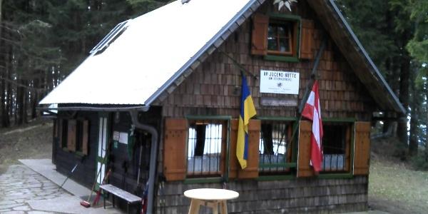 AV-Jugendhütte am Steinhofberg