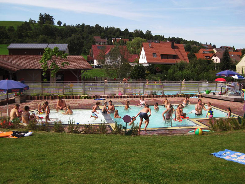 Freibad Geifertshofen   - © Quelle: Hohenlohe + Schwäbisch Hall Tourismus e.V.
