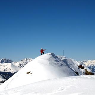 Am Goldkogel 2080 m
