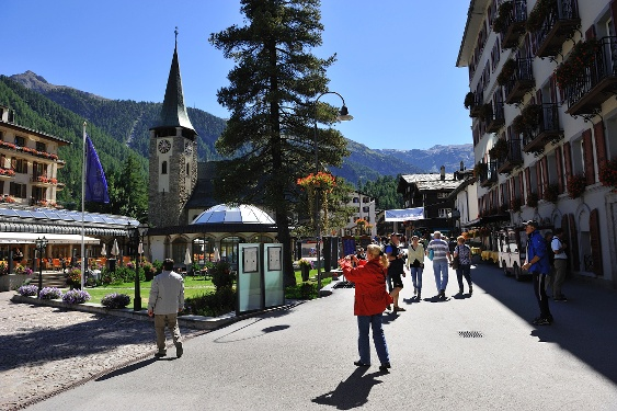 Zermatt Village Tour