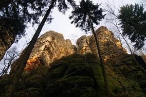 Foto Die Schrammsteine