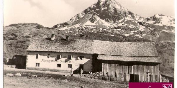 Gasthaus am Zeinisjoch