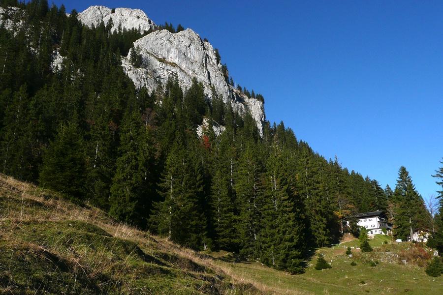 Brünnstein, Oberaudorf