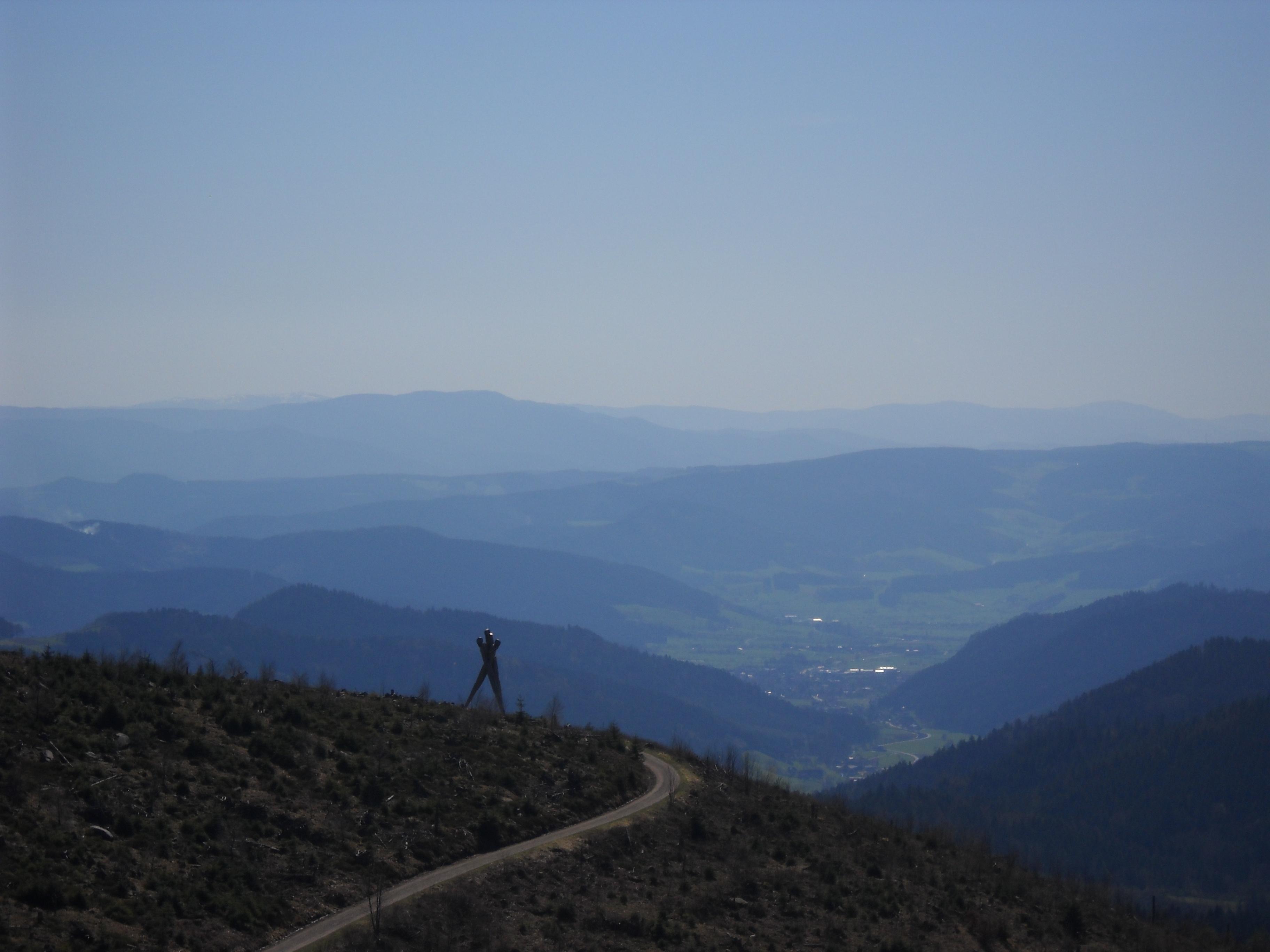 Aussicht vom Moosturm