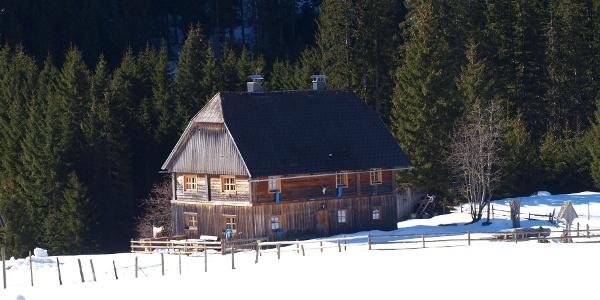 Beireut Alm 1302 m