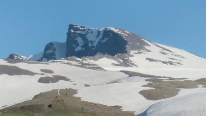 Nordwand des Pico de la Veleta
