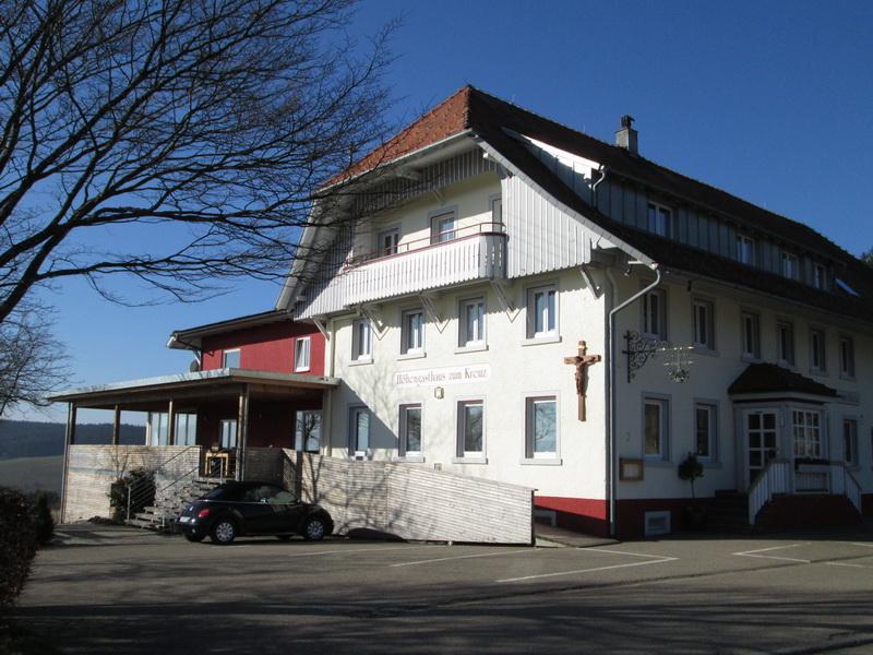 Gasthaus Kreuz, Höhenhäuser