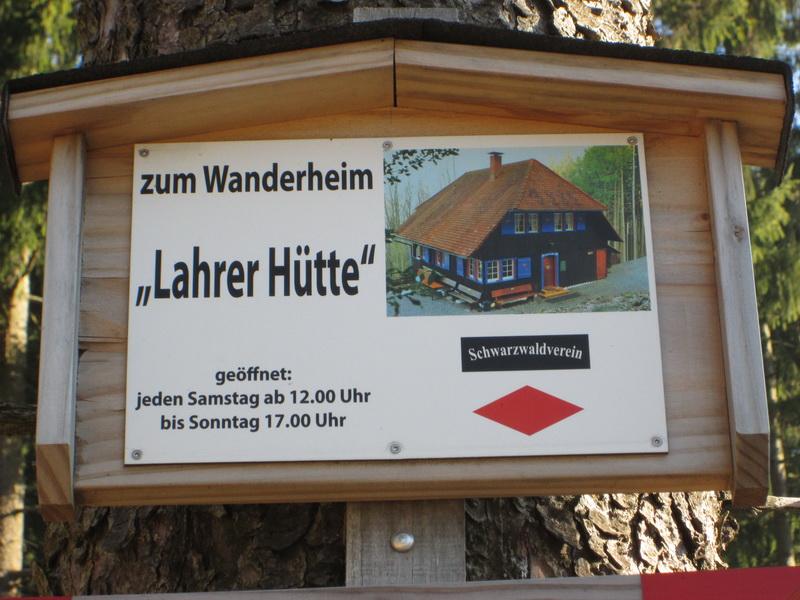 Lahrer Hütte