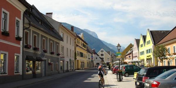 Start und Zielort St. Gallen
