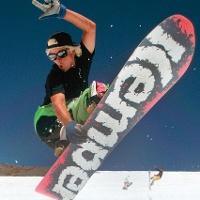 Snowboarden ist hier nicht gestattet - Die Rebellen am Berg