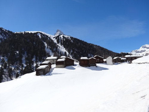 Zermatt - Furi (via Zmutt)