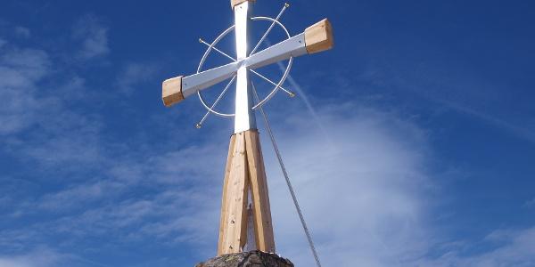 Gipfelkreuz Deneck 2433 m