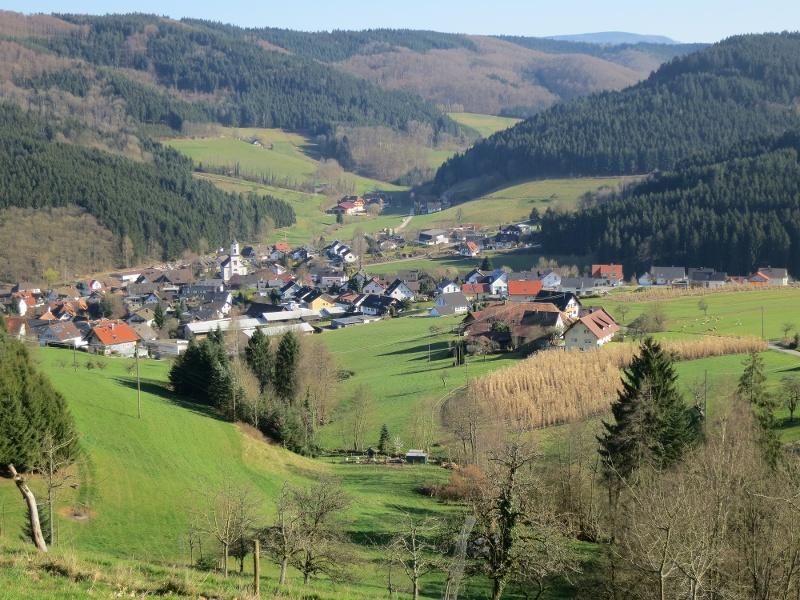Panoramaweg Hofstetten