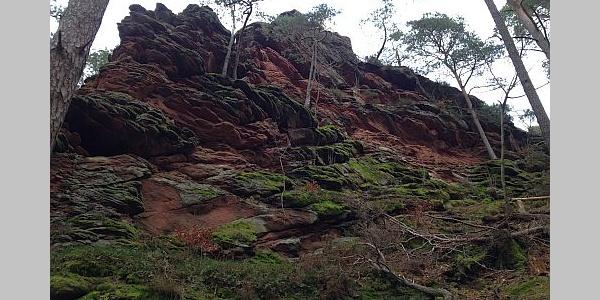 Aussichtpunkt Löffelsfelsen
