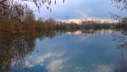 Hitdorfer See im März
