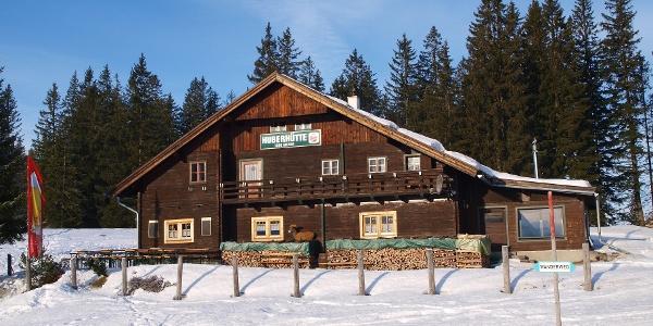 Huberhütte 1346 m