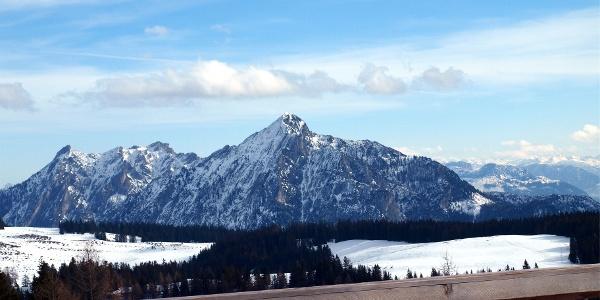 Pitschenbergalm mit Rinnerkogel