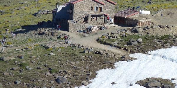 Refugio Poqueira (2.500 m)