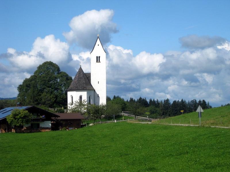 Am Samerberg - schöne Aussichten rund um Törwang (Themenweg) - Rundweg Nr. 50