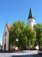 Hüfingen: Pfarrkirche St. Verena und Gallus
