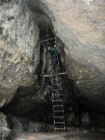 Foto Aufstieg zum Aussichtspunkt am Hinteren Raubschloss