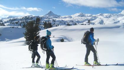 Skitour im Steinernen Meer