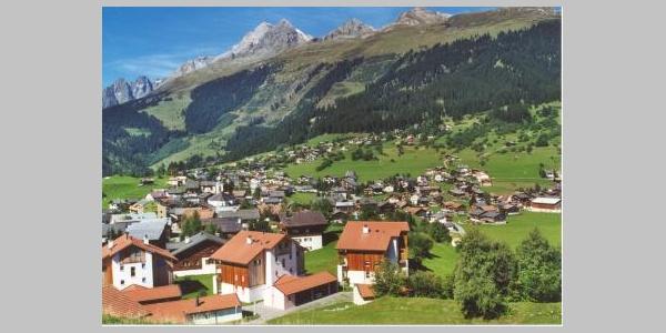 Brigels Dorf