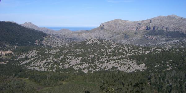 Aussichtspunkt Mirador