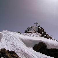 Gipfelaufbau Gaißkogl